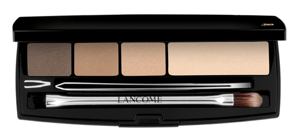 Midnight Roses: autumn pearl makeup by Lancome